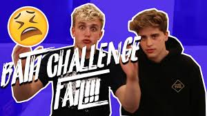 Challenge Fail Bath Ooblek Bath Challenge Fail