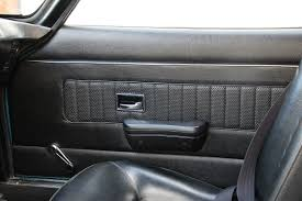 opel manta b interior gt al door panel luxury version