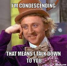 Meme Means What - condescending wonka an brief analysis of the internet meme and its