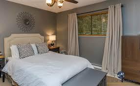 benjamin moore chelsea gray in a north facing room photo by artez