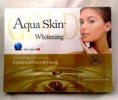 aqua skin egf gold aqua skin egf egf gold pro q10 set lighten and whiten your