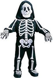 Glow In The Dark Skeleton Costume Amazon Com Rubies Glow In The Dark Skeleton Child Costume Small