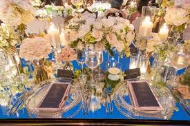 wedding reception tables gorgeous rooftop wedding ceremony reception in west