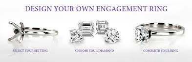 build engagement ring build your own engagement ring online engagement rings ideas