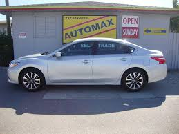 nissan altima coupe truecar nissan altima in pinellas park fl for sale used cars on