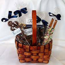 chocolate gift basket fazio s gourmet chocolate gift basket welkes milwaukee florist
