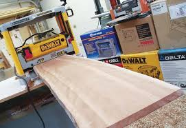 Used Woodworking Tools Ontario Canada by Bench Top Planers Canadian Woodworking Magazine