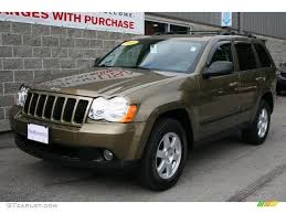 light green jeep cherokee 2008 olive green metallic jeep grand cherokee laredo 4x4 35222585