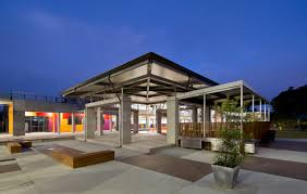 Home Design Education Mt Maria College Canteen And Court Architecture Design