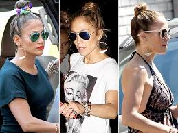 jlo earrings photos and real