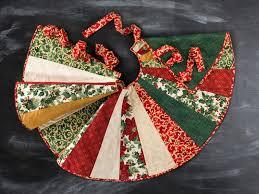christmas skirt christmas tree skirt craftsy