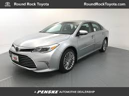 toyota limited 2018 new toyota avalon limited at round rock toyota serving austin