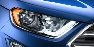 standard halogen headlamps 2018 ford ecosport forum