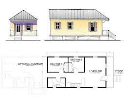 cottage plans the cottage model 612