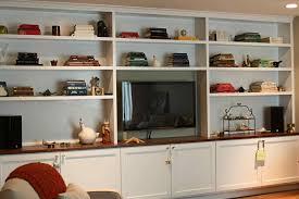 built in cabinets living room bedroom beuatiful