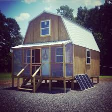 off grid solar cabin tour youtube