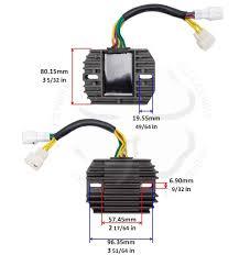 voltage regulator rectifier gsxr 600 750 1000 1300 gsx 650 f