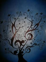 musical tree by alphacentauryangie on deviantart