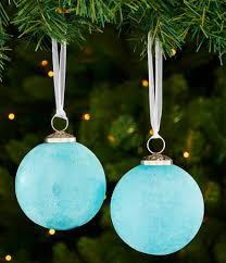 christmas decor everything turquoise