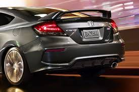 honda to debut facelifted 2014 civic coupe at sema show