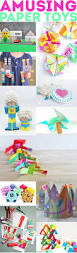 60 rockin u0027 paper crafts paper toys toy and craft