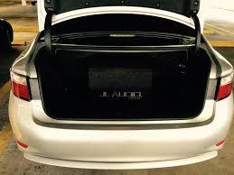 lexus es300h modified subwoofer amplifier install question page 2 clublexus