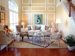Horrible Living Space Using Sofa Also Arm Chair And Glass Table As - Cozy family room decorating ideas