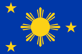 Flag Philippines Picture Naval Jack Of The Philippines Wikipedia