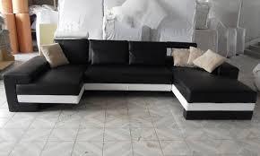 Leather U Shaped Sofa Sofa Free Shipping 2015 New Modern Design Large Size Sofa U Shaped