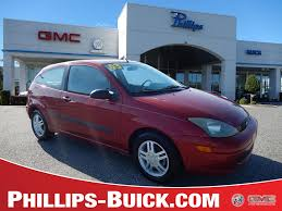 used 2003 ford focus for sale