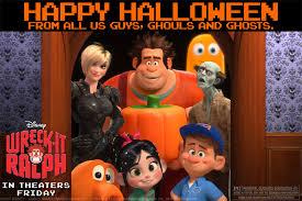 disney halloween wreck ralph ecard