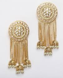 dangler earrings earrings nestaah chakra dangler earrings online shopping india