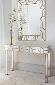 hallway table and mirror sets nice mirror and console table sets console table design console with