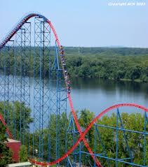 Goldrusher Six Flags Magic Mountain Six Flags New England Superman Ride Of Steel Sros12 Jpg