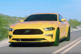 2018 ford mustang convertible officially revealed performancedrive