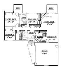 Ranch House Blueprints 136 Best House Plans Images On Pinterest Small House Plans