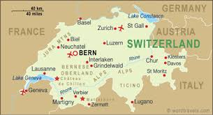 swiss map switzerland map switzerland maps and travel guides
