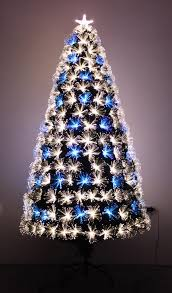 decor fibre optic trees tree world