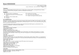Best Police Officer Resume Example Livecareer by Regional Sales Manager Resume Sample Quintessential Livecareer