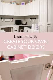 ikea kitchen cabinets without doors diy custom cabinet fronts and doors tutorial for ikea