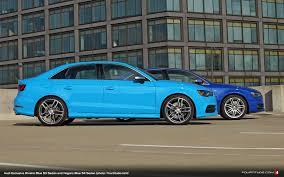 porsche blue paint code audi exclusive visual comparison riviera blue vs nogaro blue