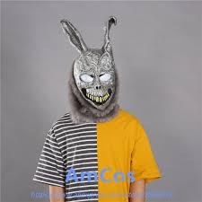 frank halloween mask popular donnie darko mask buy cheap donnie darko mask lots from