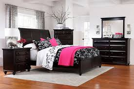 Black Bed Room Sets Amazing Black Bedroom Furniture Sets Black White High Gloss Finish
