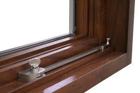 Window Awning Hardware Custom Awning Wood Window With Push Bar Hardware Grabill Windows