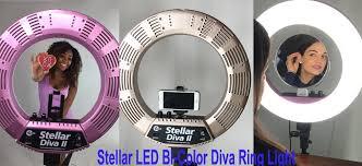 diva ring light amazon stellar lighting systems professional lighting equipment for