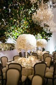 reception décor photos indoor garden reception inside weddings