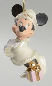 lenox mickey mouse annual ornaments at replacements ltd