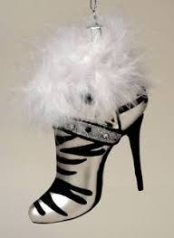 high heel shoe ornaments feelbeautiful whbm my