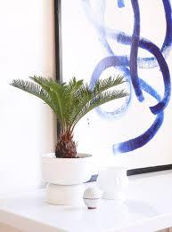 diy mid modern planter sugar u0026 cloth