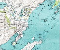 Esu Map Kodiak Alaska Military History Maps